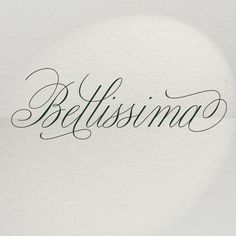 Bellissima, coming soon to Sudtipos  www.sudtipos.com