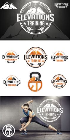Design a logo for an upcoming personal training and coaching service, Elevations Training! by aaila123