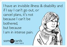 Life with Fibromyalgia/ Chronic Illness