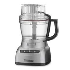 The KitchenAid 13 Cup ExactSlice™ Food Processor is truly revolutionary!