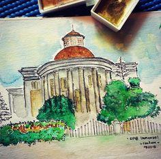 ..heritage, GPIB Immanuel ~ Gambir, Jakarta