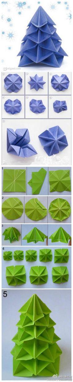 Origami Yapımı ile Siz De Tanışın
