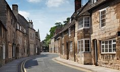 Oundle, Northamptonshire, England. History oozes from its beautiful golden stone like butter from a toasted muffin