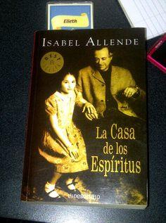 1000 images about isabel allende on pinterest libros historia and the spirit - La casa delos espiritus isabel allende ...
