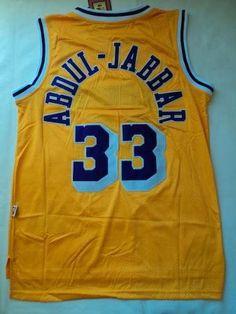 ac023c67339 Camisa Nba Los Angeles Lakers Abdul-jabbar #33 - 21sports - R$ 159,90