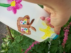 Earth Day watering can