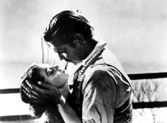 Vivien Leigh and Clark Gable, Gone with the Wind