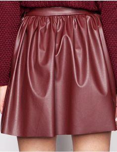 #Pixie Market             #Skirt                    #Burgundy #skater #skirt #[Mar3945] #$79.00 #Pixie #Market, #Fashion-Super-Market                       Burgundy skater skirt [Mar3945] - $79.00 : Pixie Market, Fashion-Super-Market                           http://www.seapai.com/product.aspx?PID=940729