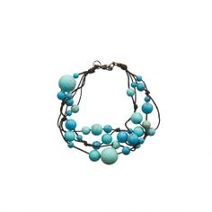 Designer Clothes, Shoes & Bags for Women Green Turquoise, Turquoise Jewelry, Turquoise Bracelet, Bangles, Jewelry Bracelets, Necklaces, Jewellery, I Feel Pretty, Polyvore Fashion