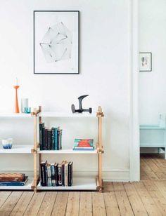 Ny stil med modige valg - før og efter   Femina Chaise Vintage, Scandinavian Apartment, Gravity Home, Loft House, Boho Designs, Blog Deco, Deco Design, Interior Design Inspiration