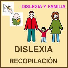 DISLEXIA Y FAMILIA: ORIENTACIONES/ASOCIACIONES (RECOPILACIÓN)