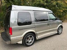 2005-Chevrolet-Astro-EXPLORER-LIMITED-CONVERSION-VAN Chevrolet Astro, Conversion Van, Cargo Van, Cool Suits, Colorful Interiors, Conversation, Explore, Ebay