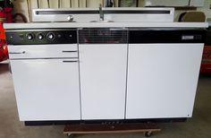 Vintage Stove Sink Refrigerator Combo Vintage Stoves