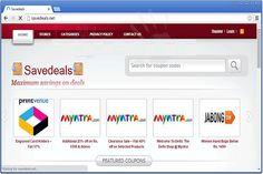 Éliminer des Ads by SaveDeals: plus rapide façon d'enlever Ads by SaveDeals - Menaces de securite Win enlevement