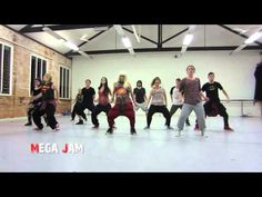 'Grown Woman' Beyonce choreography by Jasmine Meakin (Mega Jam) - YouTube