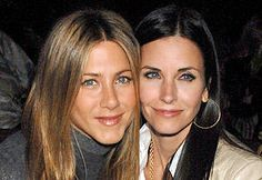 Jennifer Aniston and Courteney Cox , I just love these 2 ladies !