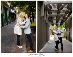 Downtown Iowa City Engagement | Jen Madigan Photography | Bride Meets Wedding | Iowa, Illinois and Wisconsin Wedding Inspiration and Planning Tools