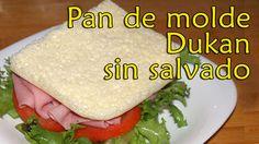 pan de molde sin salvados fase ataque