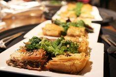 Smoked Eggplant Borek | CUESA