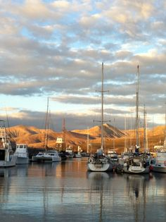 Good morning Puerto Calero