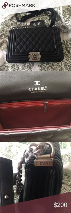 Shoulder bag New with tags, straps: 21in , H:7in L:10 W:3 Bags Shoulder Bags