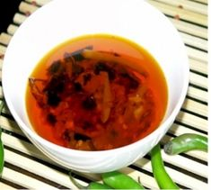 Tangy Hot Oil - Indian Chinese More