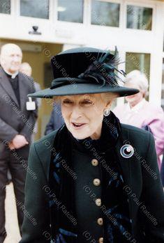 """April 2003 HRH Princess Alexandra of Kent on her visit to St Gemma's Hospice, Leeds. History Of Photography, Love Photography, April 10th, Princess Alexandra, Riding Helmets"