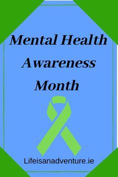 mental health awareness month. mental health. may.