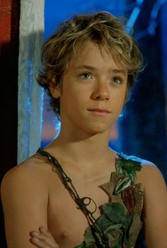 Peter Pan (2003) Starring: Jeremy Sumpter as Peter Pan.
