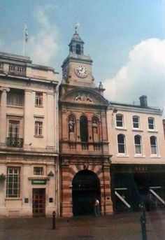 Butter Market in #Hereford #Herefordshire http://www.absoluteherefordshire.co.uk/