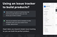 Hot new product on Product Hunt: Zepel A full fledged JIRA alternative for product teams Productivity Task Management SaaS Software Engineering Developer Tools Tech Can Plan, How To Plan, Issue Tracker, Text Editor, Gantt Chart, I Am Amazing, Use Case, Kind Words, Project Management