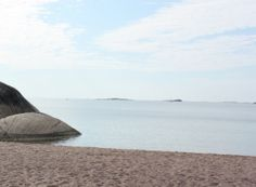Hanko in southern Finland