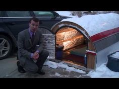 micro shelter for homeless - Google Search