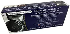 "Limescale and detergent remover for both hard water and soft water areas. This can fit washing machines sold by different manufacturers and brands. For a full list of models this part/accessory is suitable for click on ""See more product details"" and then click ""See all product details"".   http://www.costlinks.com/uk/product/limescale-detergent-remover-for-washing-machines-dishwashers-10-applications-10-months-supply/  #music #video #news #tech #breaking #business"
