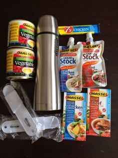 Enter to WIN! The Family Chef: Massel products giveaway!