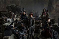 Rogue One: una historia de Star Wars se estrena el 16 de diciembre