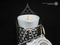 Tealight holder with
