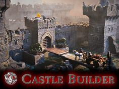Dwarven Forge's Castles: 3-D Modular Terrain for Gamers project video thumbnail