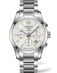 Ceas de mana Longines Conquest Classic L2.786.4.76.6