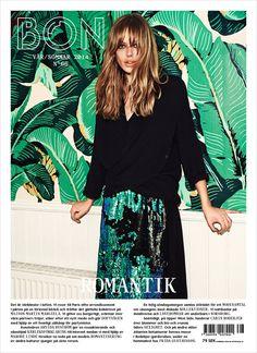 Frida Gustavsson for Bon Magazine by Marcus Ohlsson