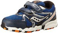 Saucony Boys Baby Cohesion H&L Running Shoe (Toddler)