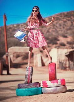 Ariana grande for Teen Vogue(2014)