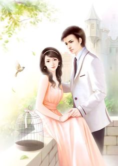 Surprisingly, the criteria for picking a spouse can be reduced to simply four crucial qualities. If you can discover someone with all four then it's highly most likely that you've discovered your life partner. Love Cartoon Couple, Cute Cartoon Pictures, Cute Cartoon Girl, Anime Love Couple, Cartoon Pics, Romantic Anime Couples, Fantasy Couples, Cute Anime Couples, Couples In Love