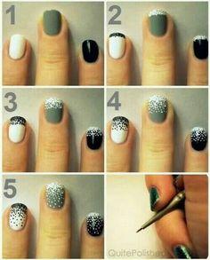 Nails tuto