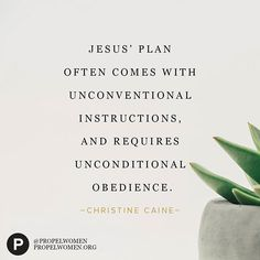 WEBSTA @ christinecaine - Are you willing to follow an unconventional God to get unconventional results? Click the link to an article I wrote for @Propel Women after I studied Joshua 6 and what it takes to see past the obstacle in front of us and tear down our walls. Check it out! [Link In Profile]...http://cc.cta.gs/06o