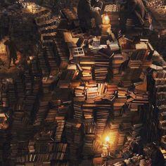 Da würde ich gern mal abtauchen. Wer kommt mit? #marahwoolf #verrücktnachbüchern Marah Woolf, Firewood, Texture, Places, Books, Crafts, Vintage Books, Surface Finish, Woodburning