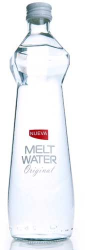 Melt Water Original Bottled Water