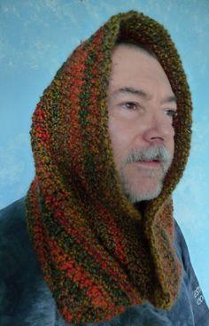 Infinity Scarf / Convertible Cowl Handmade Crochet by TAPCrochet
