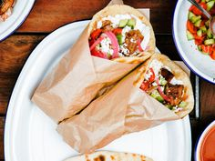 Many of us associate souvlaki with roast lamb, but in the back alleys and on the roadsides of Greece, pork and chicken are actually more...