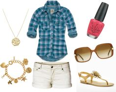 """Summer 3"" by sbigg11 on Polyvore"